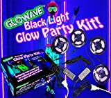 Black light glow party kit for large rooms 115W! 4...