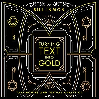 Turning Text into Gold cover art