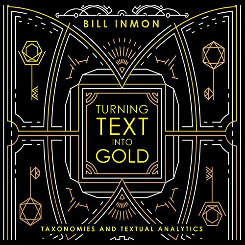 Turning Text into Gold audiobook cover art