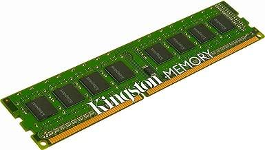 Kingston ValueRAM 4GB 1600MHz DDR3 Non - ECC CL11 DIMM SR x8 STD Height 30mm Desktop Memory KVR16N11S8H/4