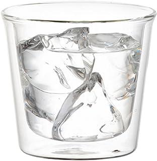 KINTO (キントー) タンブラー CAST ダブルウォール ロックグラス 250ml 21430