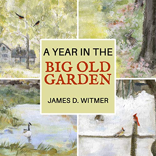 A Year in the Big Old Garden audiobook cover art