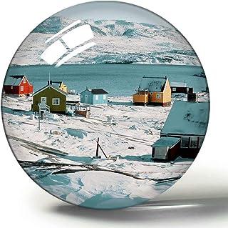 GCT I396 Copenhagen Jumbo im/án de refrigerador Denmark Travel Fridge Magnet Im/án para Nevera Dinamarca