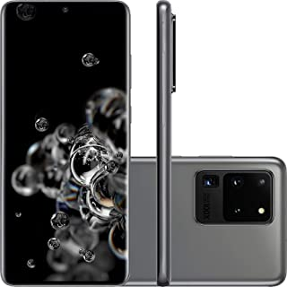 CELULAR SMARTPHONE SAMSUNG G988B GALAXY S 20 ULTRA CINZA