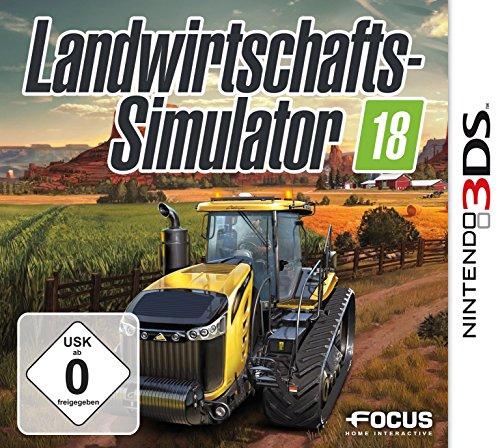 Landwirtschafts-Simulator 18 Nintendo 3DS