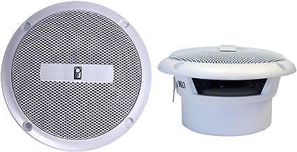 Poly-Planar MA3013 Speaker (White)