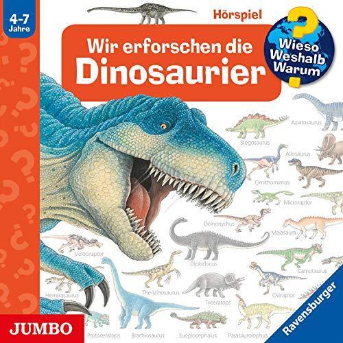 Wir erforschen die Dinosaurier Titelbild