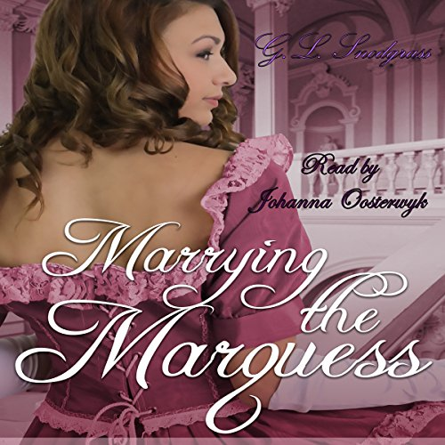 Couverture de Marrying the Marquess