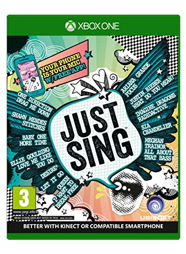 Just Sing - XBOX ONE - PREOWNED