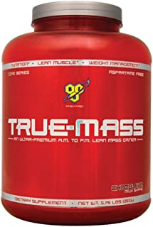 BSN True Mass Weight Gainer - 5.75 lbs
