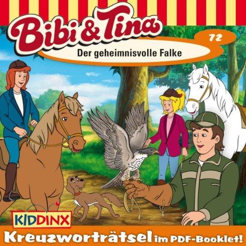 Der geheimnisvolle Falke (Bibi und Tina 72) Titelbild