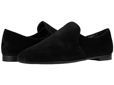 Aquatalia Revy (Black Dress Suede) Women