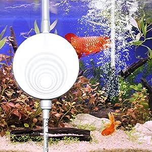ELETEK-Superleise-Superminiluftpumpe-mit-elektromagnetische-Welle-die-Luftpumpe-fr-das-Aquarium-Sauerstoff-Pumpe-50-Liter-2-Jahre-Garantie