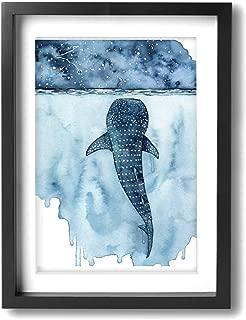 Best watercolor whale shark Reviews