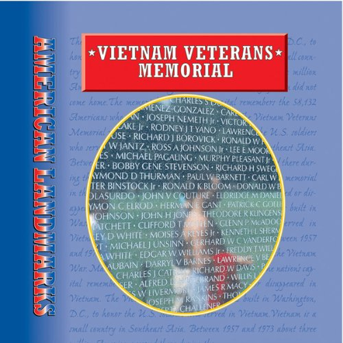 Couverture de Vietnam Veterans Memorial