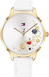93f9389e08130 1781986 Tommy Hilfiger Star and Heart Ladies Analog Multicolored Casual  Quartz Tommy Hilfiger