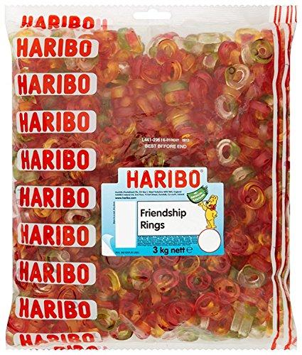 Haribo Friendship Rings 3 Kg
