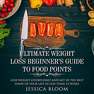 Ultimate Weight Loss Beginner's Guide to Food Points cover art