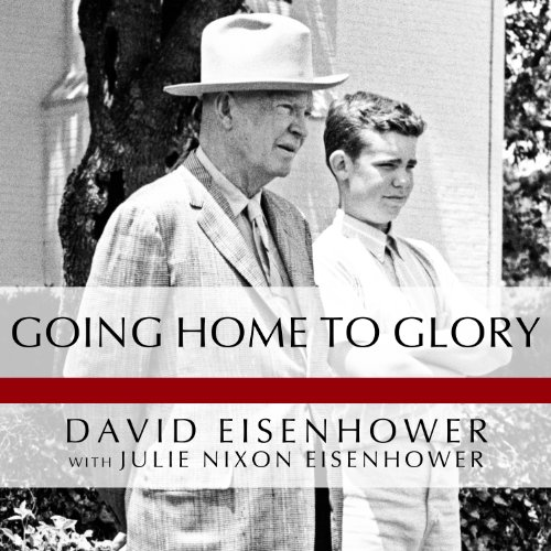 Going Home to Glory audiobook cover art
