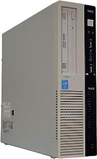 中古パソコン Windows10 デスクトップ 一年保証 NEC MK34LL-H Core i3 4130 3.4GHz MEM:4GB HDD:250 DVDマルチ 2画面OK