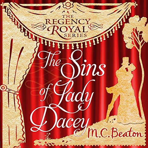 Couverture de The Sins of Lady Dacey