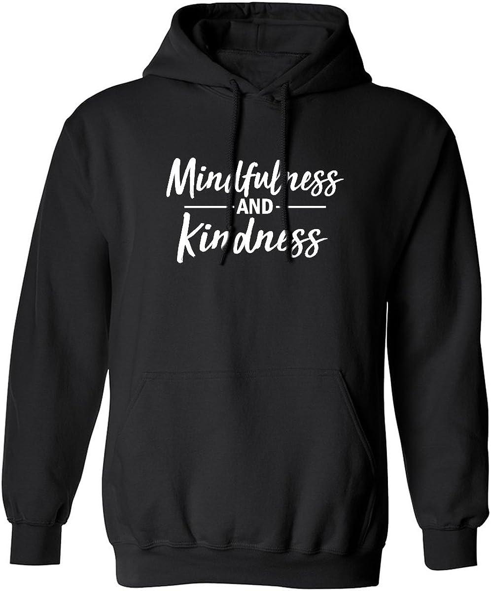 Mindfulness and Kindness Adult Hooded Sweatshirt