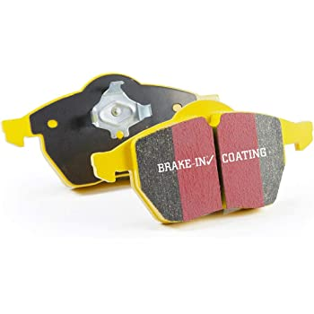 EBC Brakes DP41858R Yellowstuff Street and Track Brake Pad