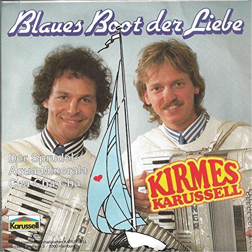 Blaues Boot der Liebe / Der Sprudel-Aqua-Minerala-Cha-Cha-Cha / 885 813-7
