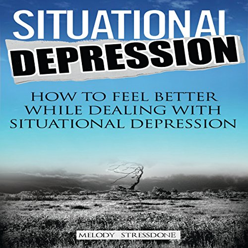 Situational Depression audiobook cover art