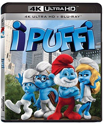 I Puffi (Blu-Ray 4K Ultra HD+Blu-Ray) [Italia] [Blu-ray]