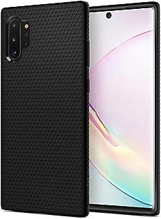Spigen Liquid Air designed for Samsung Galaxy Note 10 Plus/Note 10+ 5G cover/case - Matte Black