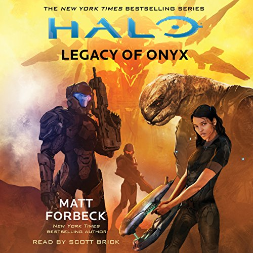 HALO: Legacy of Onyx cover art