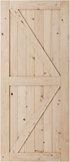 barn door card
