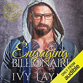 Engaging the Billionaire audiobook cover art