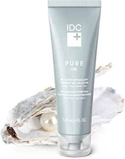 Gentle Make-Up Remover Cleanser 5-in-1 Micro-Exfoliation for Sensitive Skin by IDC DERMO