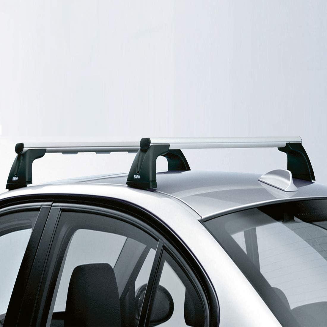 Amazon Com Bmw Roof Rack Base Support System 325 328 330 335 M3 Sedan 2006 2011 Automotive