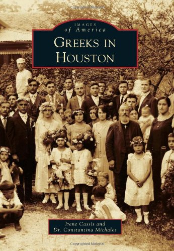Greeks in Houston (Images of America)