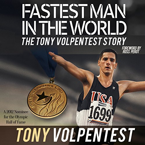 Fastest Man in the World audiobook cover art