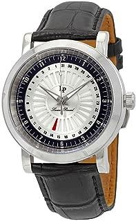 Men's LP-40014-02S-BC Ruleta Analog Display Quartz Black Watch