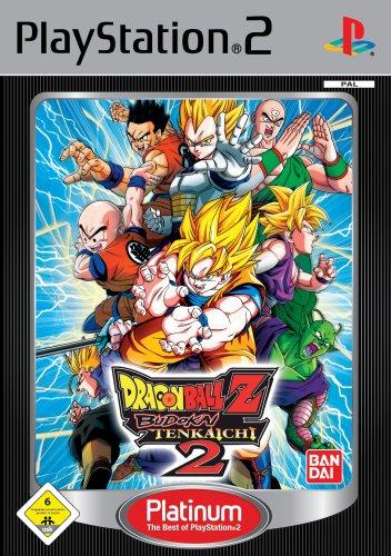 Dragonball Z: Budokai Tenkaichi 2 [Platinum]