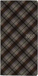 Hobonichi Techo Weeks - Makino Collection: Tartan (Japanese/Wallet-Size/Jan 2020 Start)