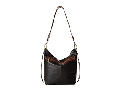 Hobo Canyon (Black) Hobo Handbags