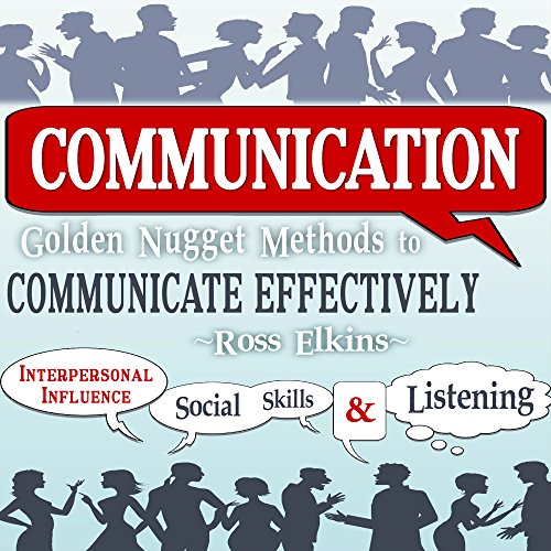 Communication audiobook cover art