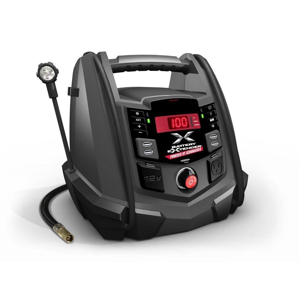 Schumacher Battery Extender Jump Starter