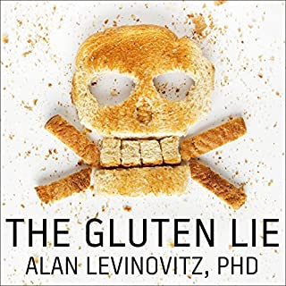 The Gluten Lie audiobook cover art