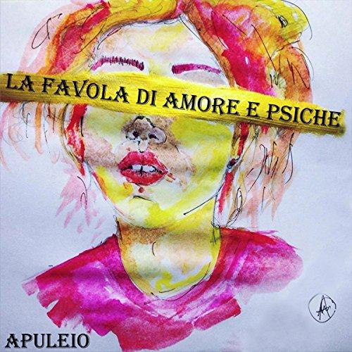 Amore e psiche audiobook cover art