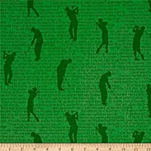 golf fabric for quilting