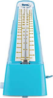 Neewer Traditional Wind Up Mechanical Metronome (blue)