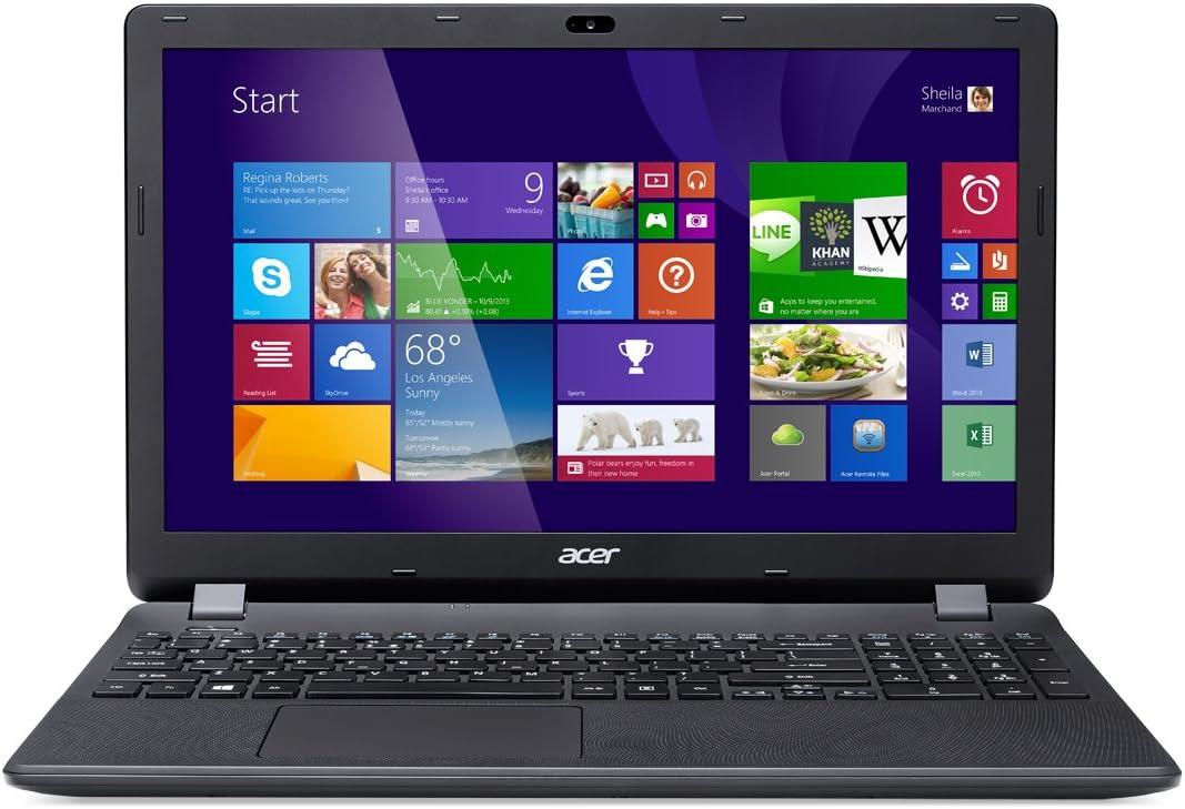 Amazon.com: Acer Aspire E 15 ES1-512-C88M 15.6-Inch Laptop (Diamond Black): Computers & Accessories