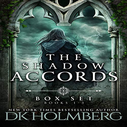 Couverture de The Shadow Accords Box Set: Books 1-3